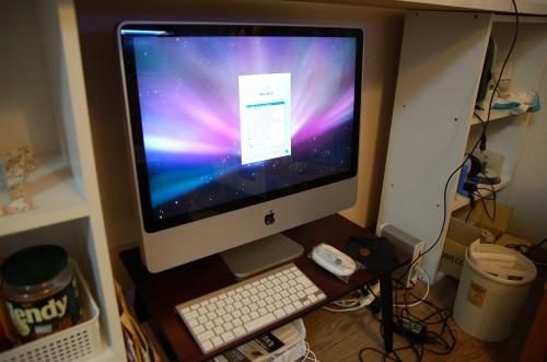 iMac Early 2008