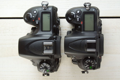 D750とD7000