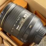 Nikonの標準ズームレンズ24-85mmと24-120mmを比較してみる