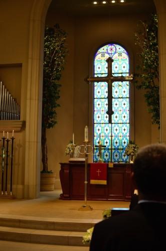 教会内は撮影禁止ってところ多いですよね