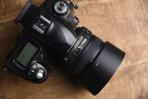 D50 + AF-S NIKKOR 50mm f/1.8G