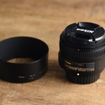 Nikon AF-S NIKKOR 50mm f/1.8Gレビュー
