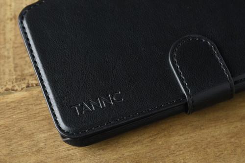 TANNC 手帳型レザーケース