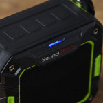 Bluetoothスピーカー SoundPEATS P2 使用レビュー