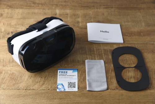 HooToo VRメガネ HT-VR002の付属品
