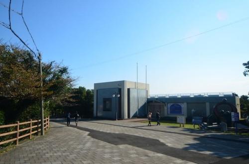 こちらはトルコ記念館
