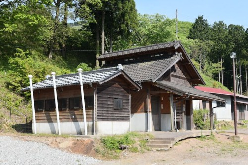 曽爾高原オートキャンプ場のトイレ