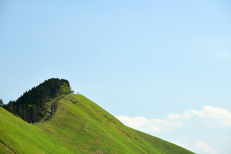 春の曽爾高原へキャンプツーリング行ってきた