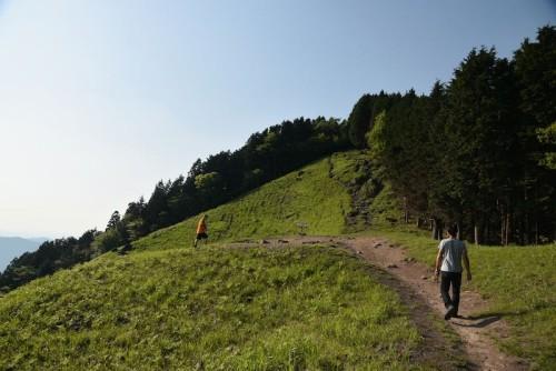 曽爾高原で一番高い展望台