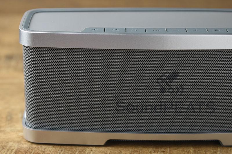 Bluetoothスピーカー SoundPEATS P1 レビュー