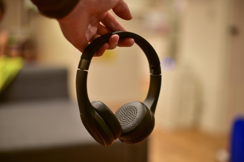 Bluetooth ヘッドホン SoundPEATS A1 Pro レビュー