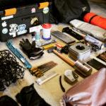 キャンプツーリング歴7年のわたしがキャンプツーリングで持っていくキャンプ道具とかリスト