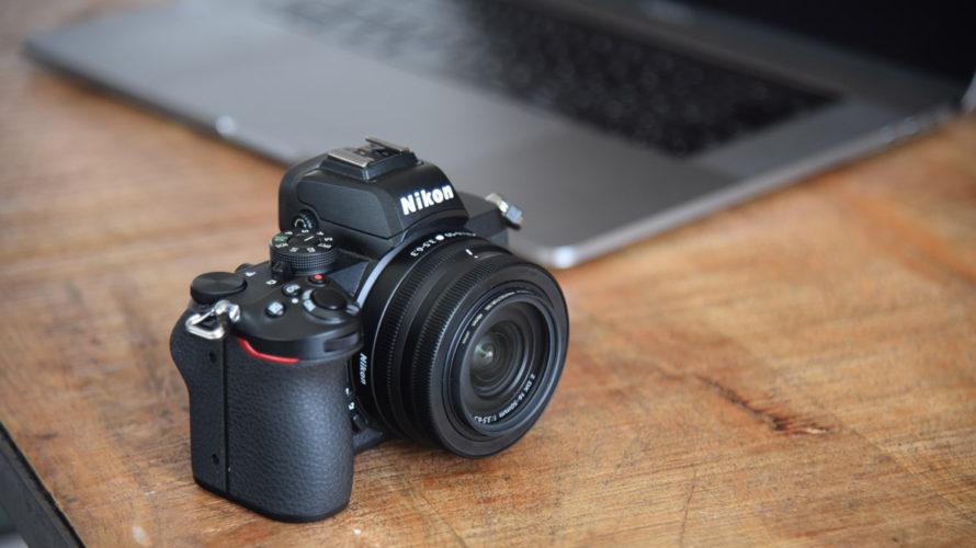 バイクにおすすめカメラ Nikon Z 50レビュー